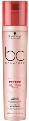 BC Bonacure Peptide Repair Rescue Micellar Shampoo