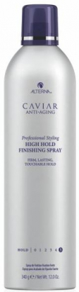 Caviar Professional Styling High Hold Finishing Spray XL