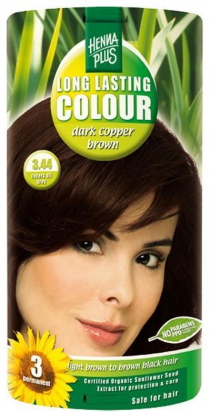 Long Lasting Colour Dark Copper Brown 3.44
