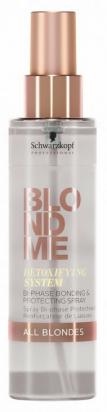 Blond Me Bi-Phase Bonding & Protecting Spray