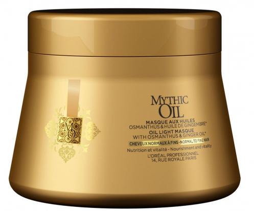 Mythic Oil Masque Fine Hair