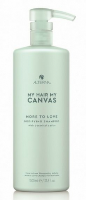 My Hair My Canvas More To Love Bodifying Shampoo MAXI