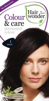 Permanent Colour Black 1