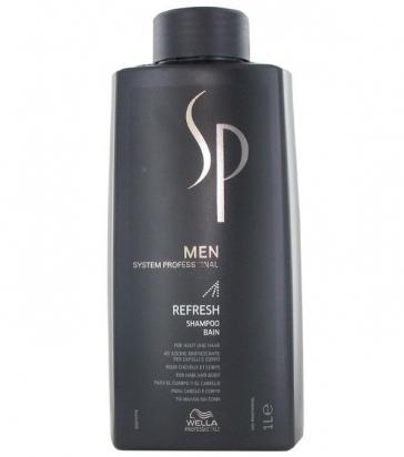 SP Men Refresh Shampoo MAXI