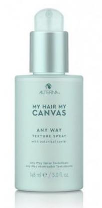 My Hair My Canvas Any Way Texture Spray