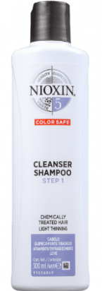 Cleanser Shampoo System 5