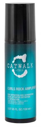 Catwalk Curls Rock Amplifier
