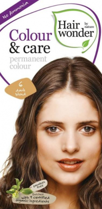 Permanent Colour Dark Blond 6
