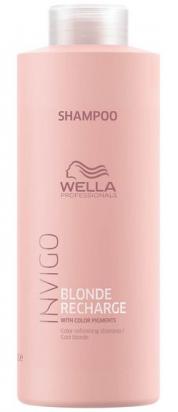 Invigo Blonde Recharge Cool Blonde Shampoo MAXI