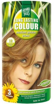 Long Lasting Colour Medium Gold Blond 7.3
