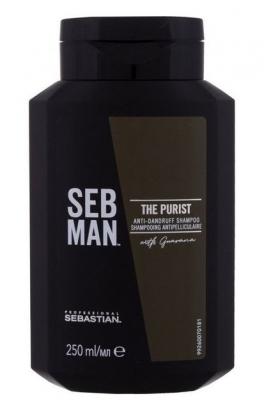 Seb Man The Purist Anti-Dandruff Shampoo