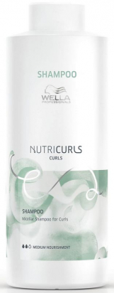 Professionals Nutricurls Micellar Shampoo Curls MAXI
