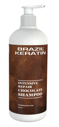 Intensive Repair Chocolate Shampoo 550 ml