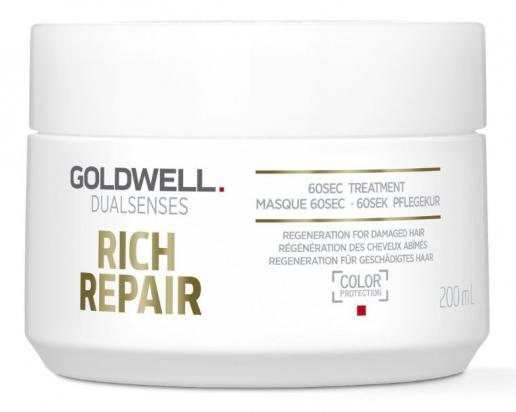 Dualsenses Rich Repair 60sec Treatment