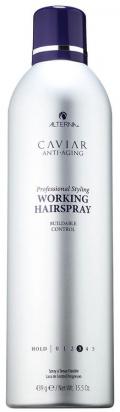 Caviar Professional Styling Working Hairspray MAXI