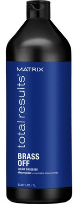 Total Results Brass Off Shampoo MAXI