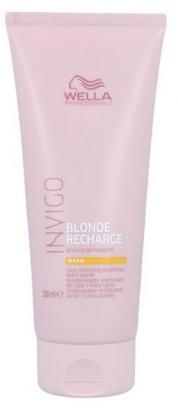 Invigo Blonde Recharge Warm Blonde Conditioner