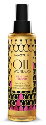 Oil Wonders Egyptian Hibiscus Color Caring Oil