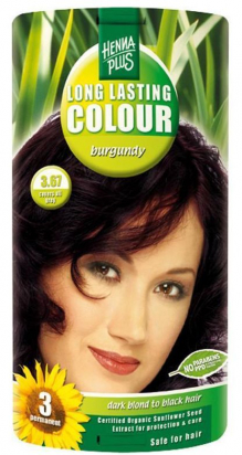 Long Lasting Colour Burgundy 3.67
