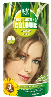 Long Lasting Colour Medium Blond 7