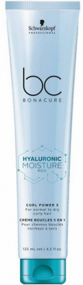 BC Bonacure Hyaluronic Moisture Kick Curl Power 5