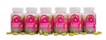 Vlasové vitamíny pro ženy - zdraví, 6PACK