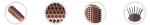 Heat Pro Ceramic+Ion Styler 9 Rows