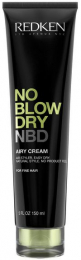 No Blow Dry Airy Cream