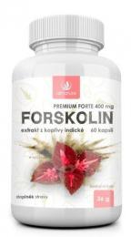 Forskolin Premium forte 400 mg 60 cps.