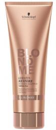 Blond Me Keratin Restore Bonding Shampoo All Blondes