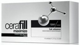 Cerafill Maximize Hair Advance Aminexil 10 x 6 ml