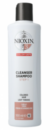 Cleanser Shampoo System 3