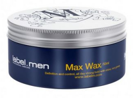 Men Max Wax