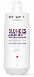 Dualsenses Blondes&Highlights Anti-Yellow Shampoo MAXI