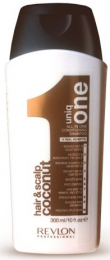 Uniq One All In One Coconut Hair & Scalp Conditioning Shampoo