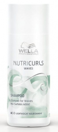 Professionals Nutricurls Waves Shampoo MINI