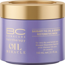BC Bonacure Oil Miracle Barbary Fig Oil Restorative Mask