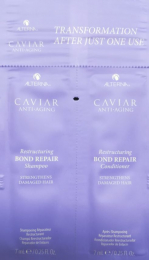 Caviar Restructuring Bond Repair Duo Sachet