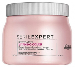 Serie Expert Vitamino Color Resveratrol Masque MAXI