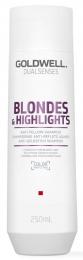 Dualsenses Blondes&Highlights Anti-Yellow Shampoo