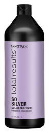 Total Results Color Obsessed SoSilver Shampoo MAXI