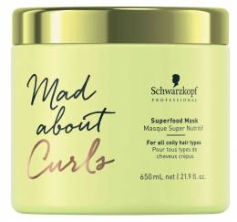Mad About Curls Superfood Mask MAXI