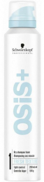 Osis+ Fresh Texture Dry Shampoo Foam