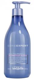 Série Expert Blondifier Gloss Shampoo 500 ml