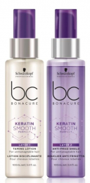 BC Bonacure Keratin Smooth Perfect  Duo Layering