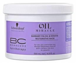 BC Bonacure Oil Miracle Barbary Fig Oil Restorative Mask MAXI