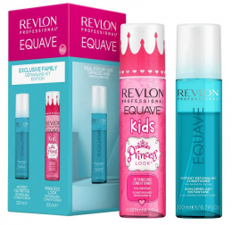 Equave Exclusive Family Detangling Kit Edition