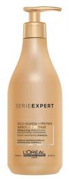 Série Expert Absolut Repair Gold Quinoa + Protein Shampoo 500 ml