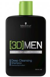 [3D]Mension Deep Cleansing Shampoo