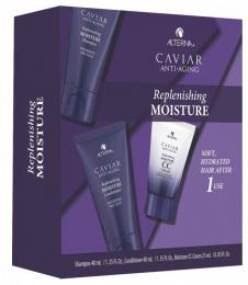 Caviar Replenishing Moisture Consumer Trial Kit